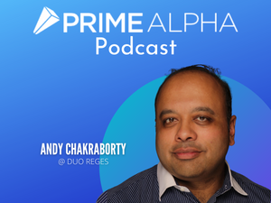Blending Passion & Talent for Tech Data Science & Finance with Andy Chakraborty at Duo Reges