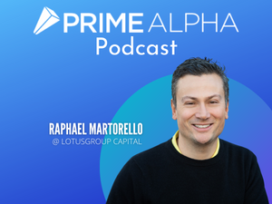 The Power of Empathy in Creating Solutions with Raphael Martorello at LotusGroup