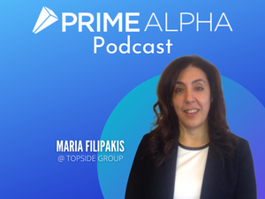 Staying Ahead of Risk with Maria Filipakis at Topside Group