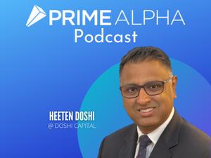 The Importance of Tenacity with Heeten Doshi at Doshi Capital