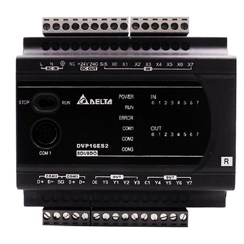 DELTA PLC  ES2  MODEL :  DVP32ES200R
