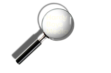 Hardy Boys Media Logo
