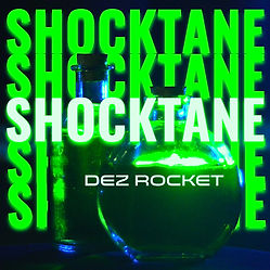 Socktane Cover Art Solo Realese By Dez Rocket