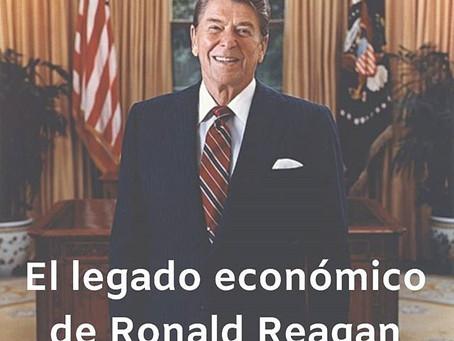 El legado económico de Ronald Reagan