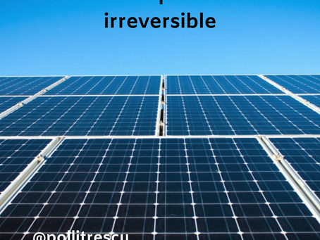 El final del petróleo es irreversible