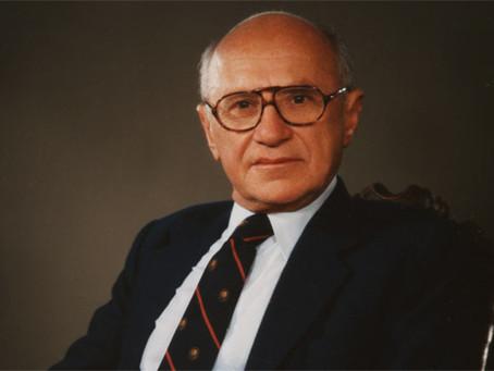 Milton Friedman: un gigante entre los grandes