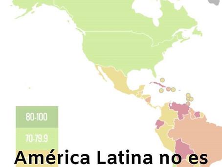América Latina no es 'Neoliberal'