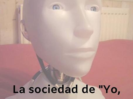 La sociedad de 'Yo, Robot'