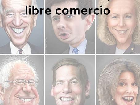 Los demócratas y el libre comercio
