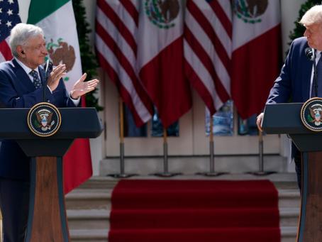 Los líderes mexicanos siguen sin saber calibrar a Washington