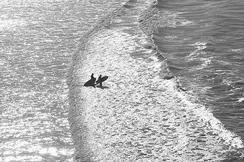Duo à Biarritz