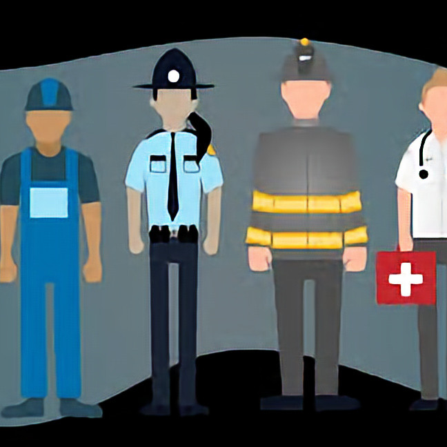 Empowerment Writing for First Responders