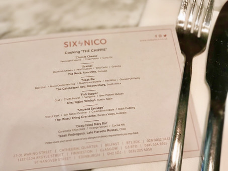 Six by Nico - possibly the most savvy business model?!