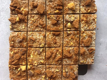 No more chocolate biscuit cake...enter Biscoff Biscuit Cake