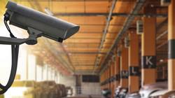 Videoüberwachung Parkhaus