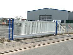 Industrietore, Antriebstechnik