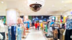 Videoüberwachung Kaufhaus