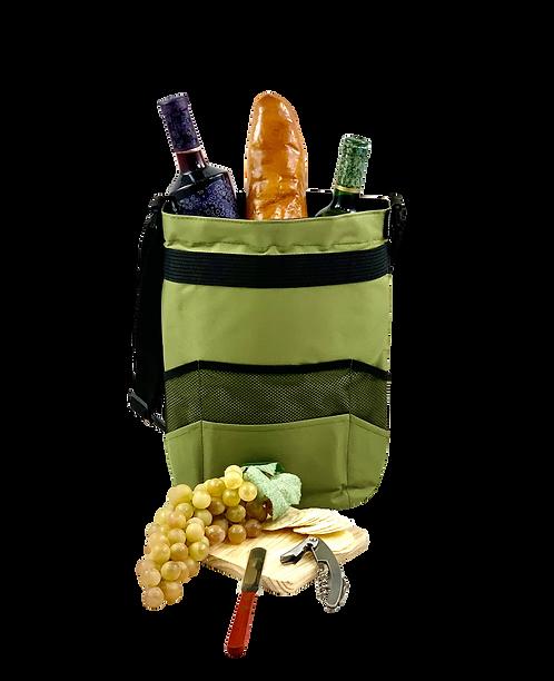 Tango - Two Bottle Wine Tote