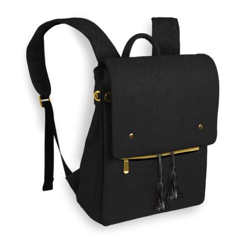 Wine Backpack - Black