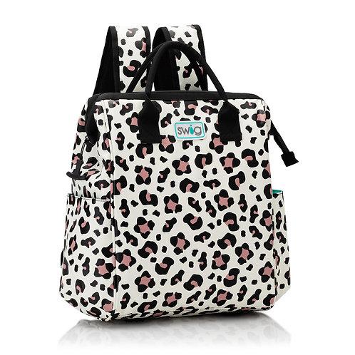 Luxy Leopard Packi Backpack Cooler