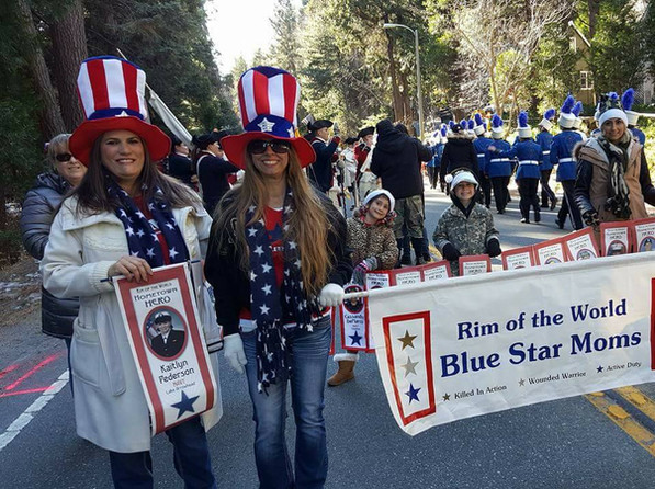 Rim of the World Blue Star Moms