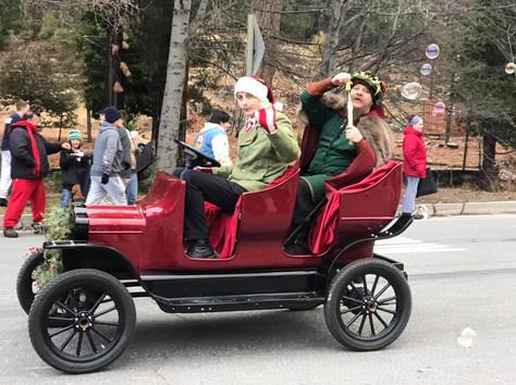 Santa's Village Motor Car