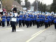 Rim of the World Scots Marching Band