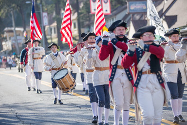 Mountain Fifes and Drums