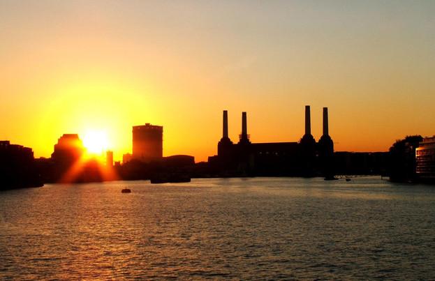 Thames at Battersea