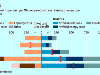 Renewables versus Nuclear – A Net Cost / Benefit Report
