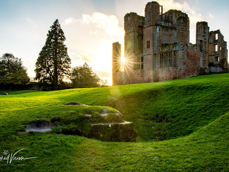 Photo Story: The Lantern of Warwickshire