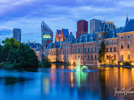 Photo Story: Blue Hour Binnenhof