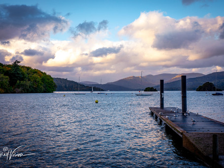 Photo Story: Lakeside Evening