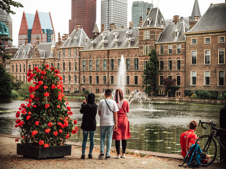 The Beginnings of My Den Haag Photo Book Project