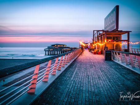 Photo Story: Summer Night Pier