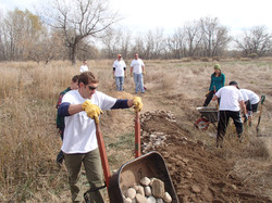 CSU ELC volunteer project 711