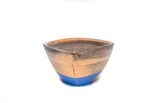 Orange Triangle Bowl #2