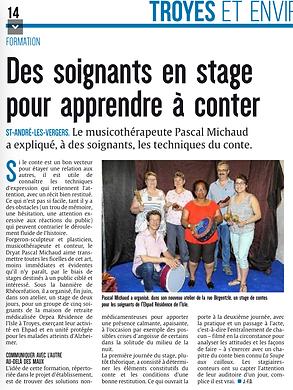 Pascal Michaud conteur rhéocréation.com
