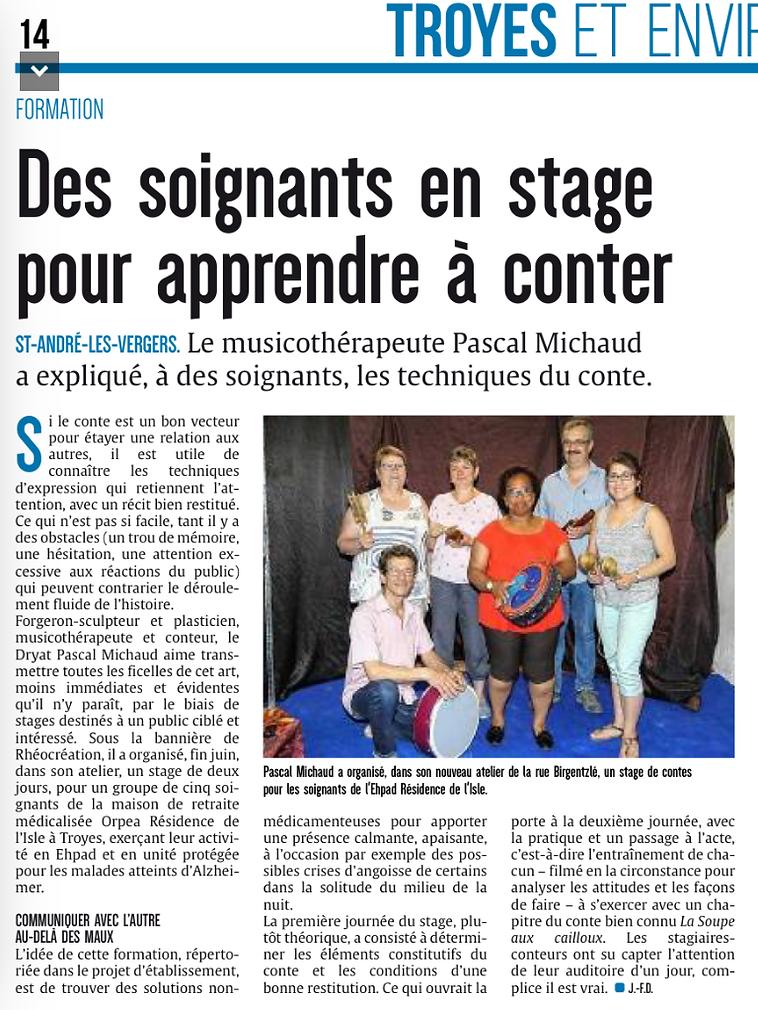 Pascal Michaud conteur, formation contes,https://www.rheocreation.com/
