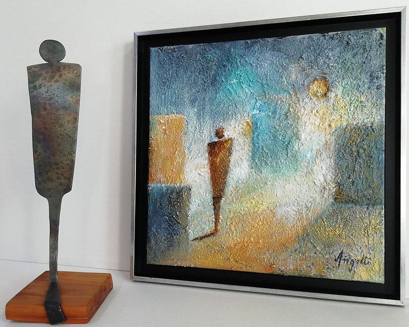fer forgé,Pascal Michaud Cathy Angelli artistes,https://www.rheocreation.com/