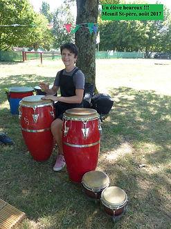 percussions, efants, Pascal Michaud, https://www.rheocreation.com/