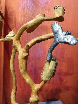 Sculpture, Pascal Michaud