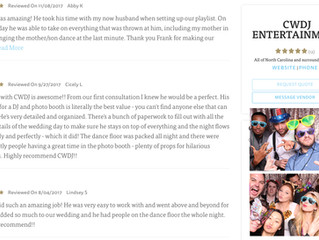 "What to look for when searching for a ""Good"" DJ & Photobooth company"