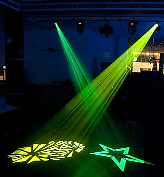 Wedding Lighting FX | Raleigh, NC | Wedding DJ | CWDJ ENTERTAINMENT