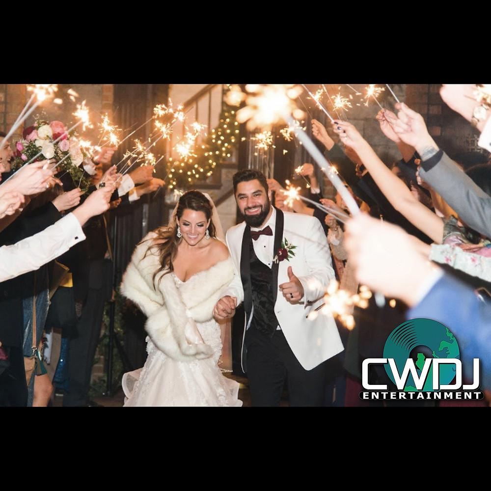 CDJ ENTERTAINMENT | WEDDING DJ | WEDDING PHOTO BOOTH | RALEIGH, NC