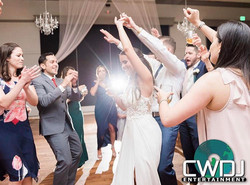 cwdj wedding dj raleigh
