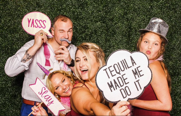 wedding photo booth rentals in raleigh