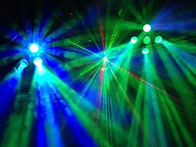 Wedding Lighting Effects | Raleigh, NC | Wedding DJ | CWDJ