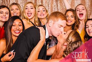 Wedding Photo Booth Rentals | Raleigh North Carolina | Spark | CWDJ
