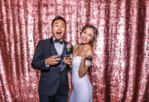 Top rated photo booth rental for weddings & corporate | Raleigh NC | CWDJ